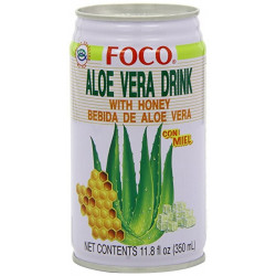 Foco Aloe Vera with Honey Drinkl