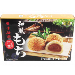 Royal Family Peanut Mochi