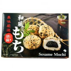 Royal Family Sesame Mochi
