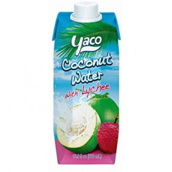 Yaco Coconut Water with Lychee