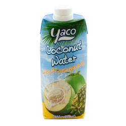 Yaco Coconut Water with Pineapple