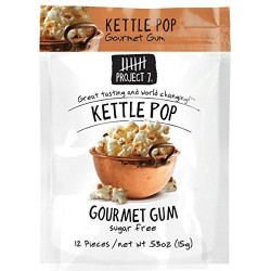 Project 7 Kettle Pop