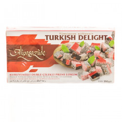 Alipasazaden Turkish Delight Strawberry Nuts