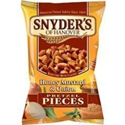 Snyder's Honey Mustard & Onion 56g