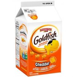 Goldfish Baked Cheddar