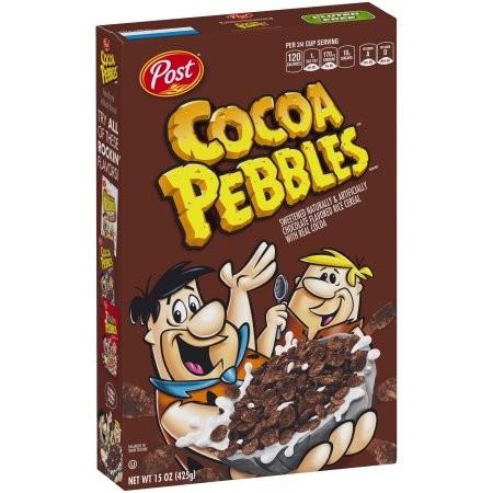 Post Cocoa Pebbles