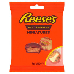 Reese's Miniatures 80g