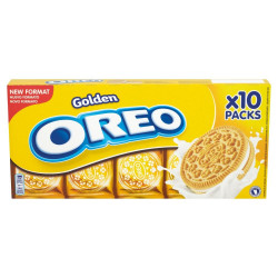 Golden Oreo Lunchbox