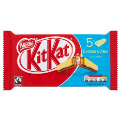 KitKat Cookies & Cream 5 Pack