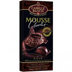 Camille Bloch Mousse Chocolat Noir