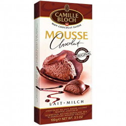 Camille Bloch Mousse Chocolat