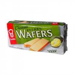 Garden Durian Flavoured Waffles