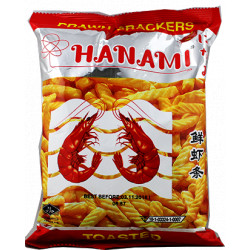 Hanami Prawn Crackers 60g