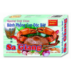 Sa Giang Unfried Crab Chips