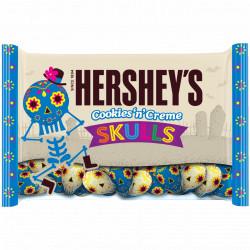 Hershey's Skulls Cookies 'n' Creme