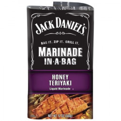 Jack Daniel's Marinade Honey Teriyaki