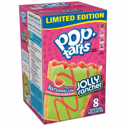 Pop Tarts Jolly Rancher Watermelon
