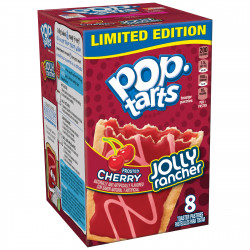 Pop Tarts Jolly Rancher Cherry