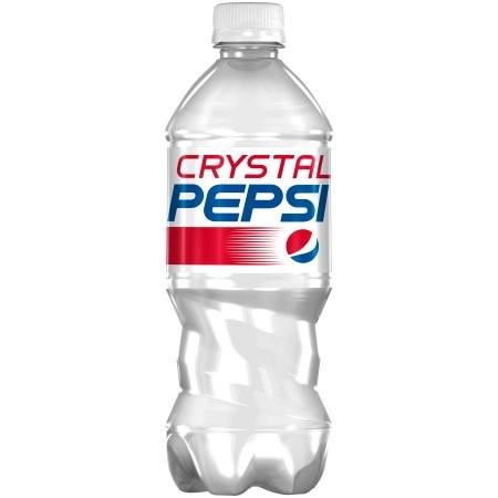 Pepsi Crystal