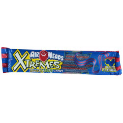Airheads Xtremes Bluest Raspberry