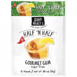 Project 7 Half & Half Gourmet Gum 15g
