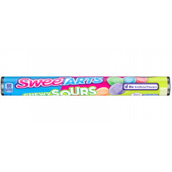 Wonka Sweetarts Chewy Sours Roll