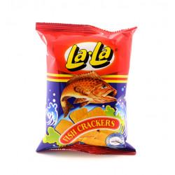 Lala Fish Crackers Regular
