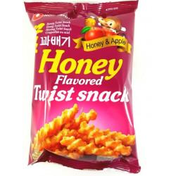 Twist Snack Honey Apple