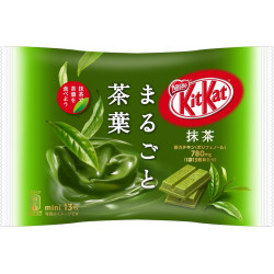 Kitkat Green Tea Matcha Whole Leafs Pack