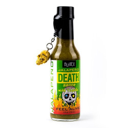 Blair's Death Sauce Jalapeno Death with Tequila