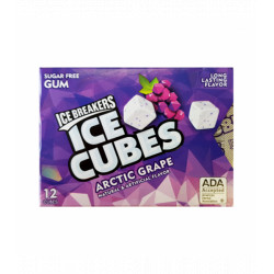 Ice Breakers Ice Cubes Grape