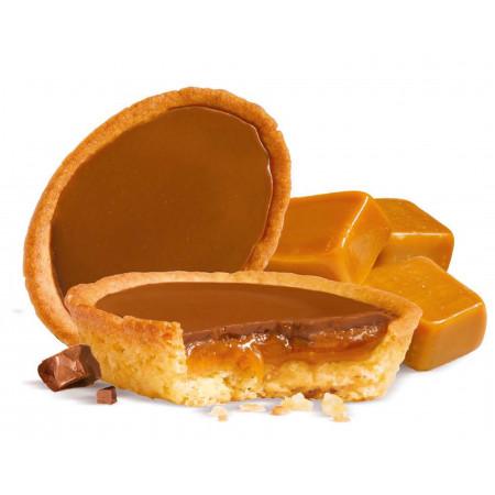 Bonne Maman Tartelettes Chocolat Carmel