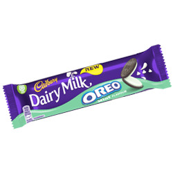 Cadbury Dairy Milk Oreo Mint Bar