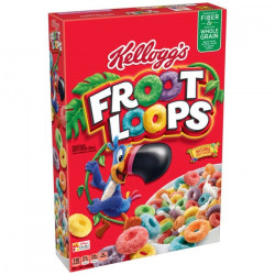 Kellogg's Froot Loops USA