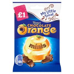 Cadbury Terry's Chocolate Orange Minis