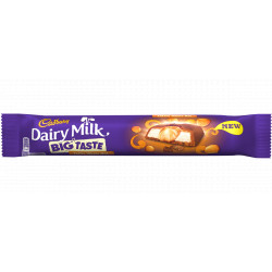 Cadbury Dairy Milk Toffee Whole Nut Bar