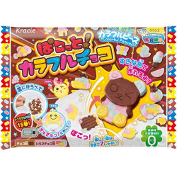 Popin Cookin Pokotto Colorful Chocolate