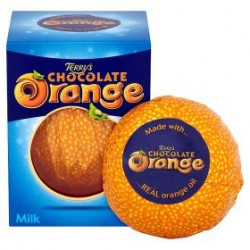 Cadbury Terry's Chocolate Orange Ball
