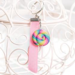 Brelok Rainbow Lollipop