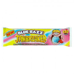 Zed Gum Blue Razz Jawbreakers