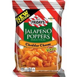 T.G.I. Friday's Jalapeno Poppers Cheddar Cheese