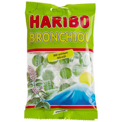 Haribo Bronchiol Minze