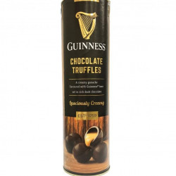 Guinness Chocolate Truffles Tube