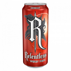 Relentless Energy Cherry