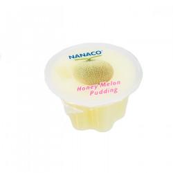 Nanaco Pudding Honey Melon 80g