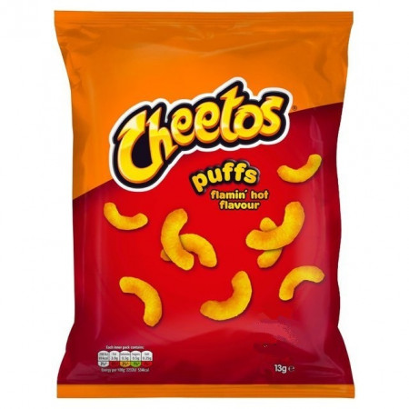 Cheetos Puffs Flamin Hot 13g
