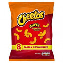 Cheetos Puffs Flamin Hot 8 Pack