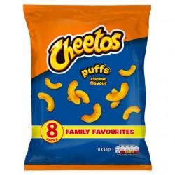 Cheetos Puffs Cheese 8 Pack