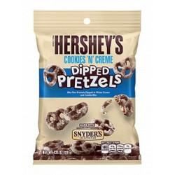 Hershey's Cookies'n'Creme Dipped Pretzels