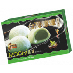 Mochi Green Tea